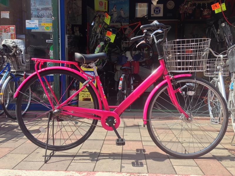 自転車の 自転車 ギア 修理 : ... 色のフレームの27インチ自転車