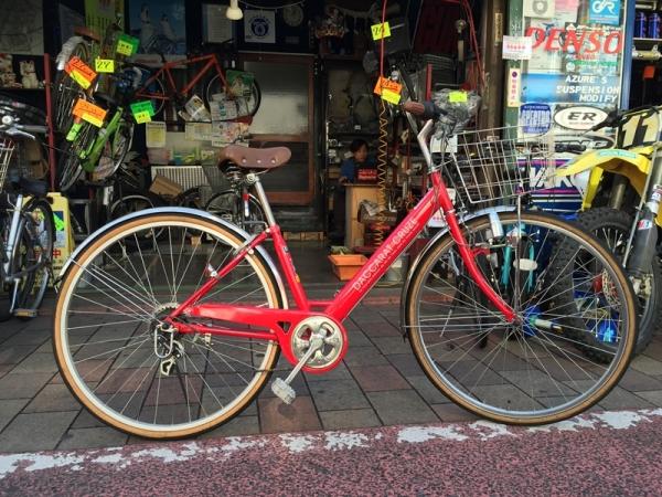 【2014年11月15日発売】 リサイクル自転車入荷!!