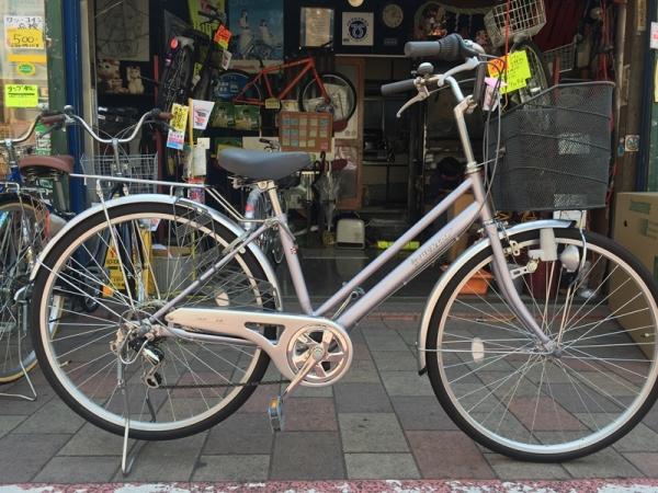 【2015年5月9日発売】 リサイクル自転車入荷!