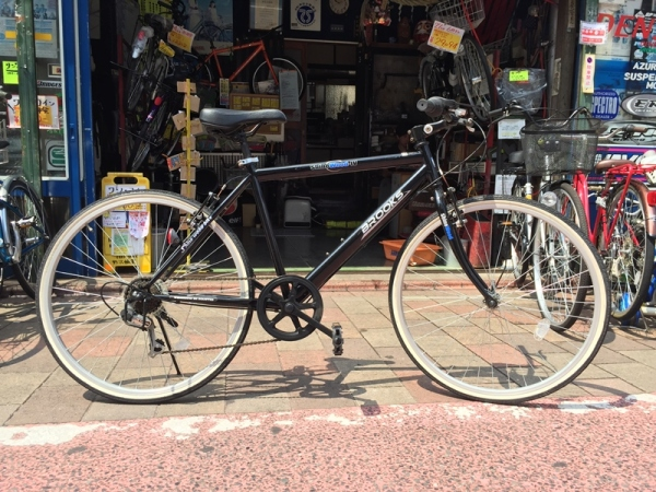 緊急入荷!【2015年7月11日発売】 リサイクル自転車入荷!