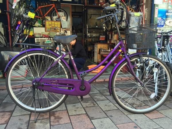 【2015年11月7日発売】 リサイクル自転車入荷!
