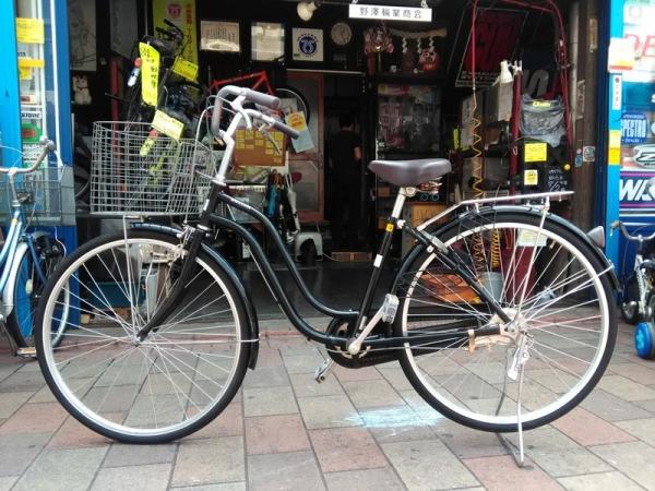 【2016年7月2日発売】 リサイクル自転車入荷!