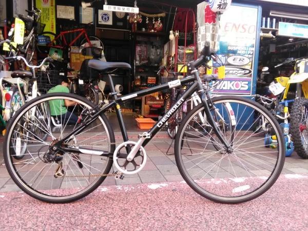 【2016年8月27日発売】 リサイクル自転車入荷!