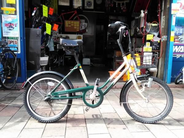 【2016年10月01日発売】 リサイクル自転車入荷!
