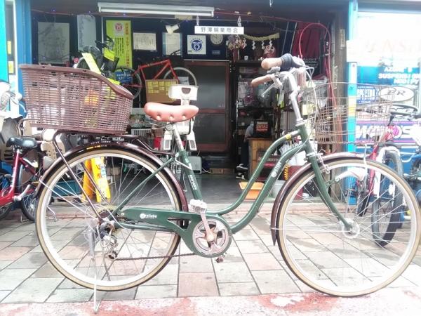 【2016年10月29日発売】 リサイクル自転車入荷!