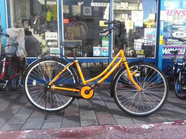 【2016年12月3日発売】 リサイクル自転車入荷!