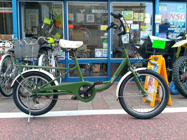 【2017年3月4日発売】 リサイクル自転車入荷!