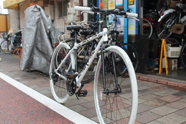 【2017年10月21日発売】 リサイクル自転車入荷!