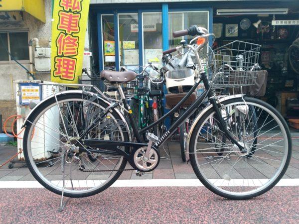 【2018年3月24日発売】 リサイクル自転車入荷!